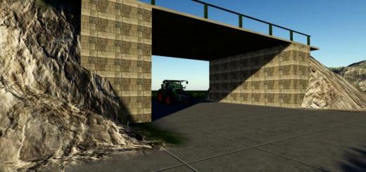 Photo of FS19 – Bridge Pack Prefab V1