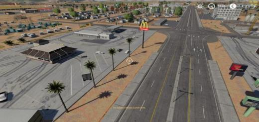 Photo of FS19 – California Central Valley Map V3