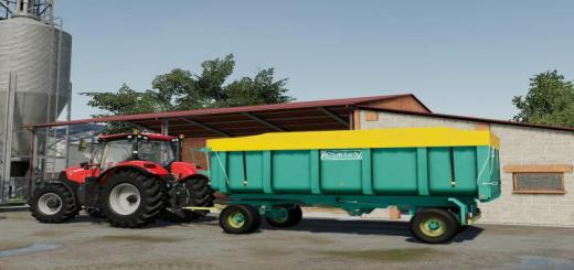 Photo of FS19 – Camara Rt16 Trailer V1