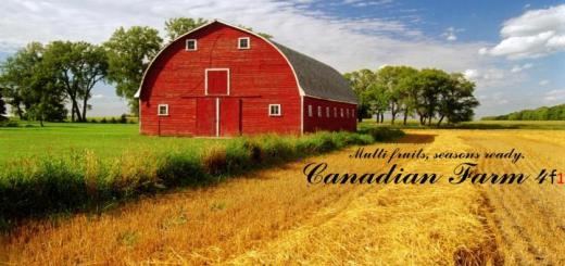 Photo of FS19 – Canadian Farm Map F1