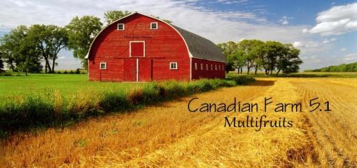 Photo of FS19 – Canadian Farm Map V5.1