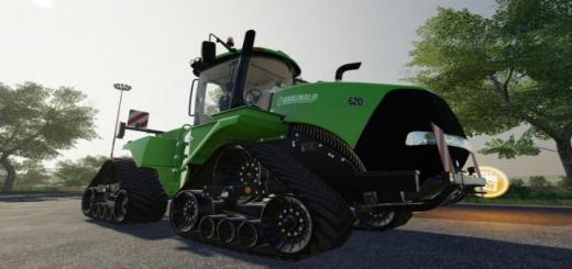 Photo of FS19 – Caseih Quadtrac Tractor V1