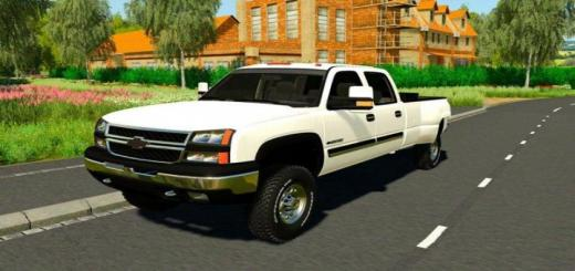 Photo of FS19 – Chevrolet 2500Hd Duramax