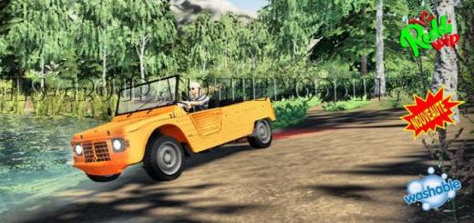 Photo of FS19 – Citroen Mehari V1.5