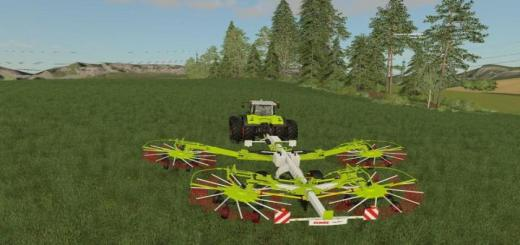 Photo of FS19 – Claas Liner 4000 V1.1