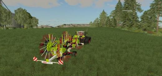 Photo of FS19 – Claas Liner 4000 V1