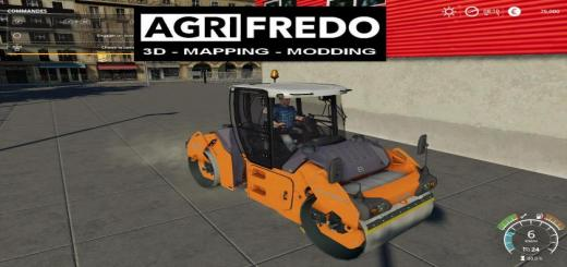 Photo of FS19 – Compactor Hamm-Hd V1