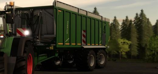 Photo of FS19 – Debbler Tsm230 Trailer V1.1