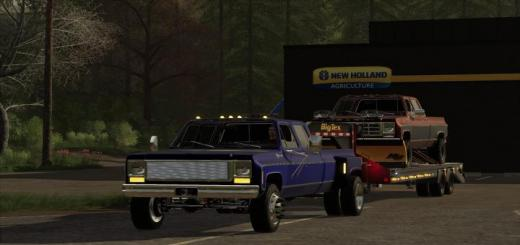 Photo of FS19 – Exp19 79 Crewcab Chevy V1