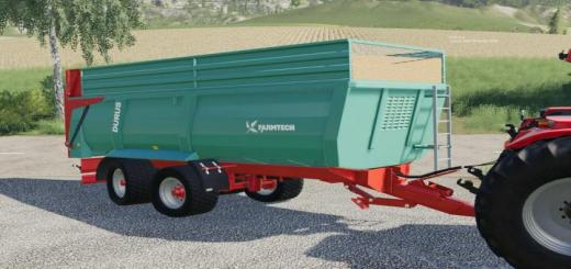 Photo of FS19 – Farmtech Durus 2000 Trailer V1.2