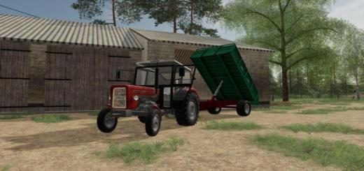 Photo of FS19 – Farmtech Technostroj V1