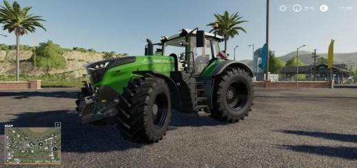 Photo of FS19 – Fendt 1000 Vario Tractor V1