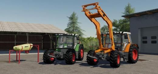 Photo of FS19 – Fendt 380 Gta Turbo V1