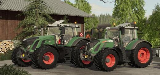 Photo of FS19 – Fendt 700 Vario S4 Tractor V1