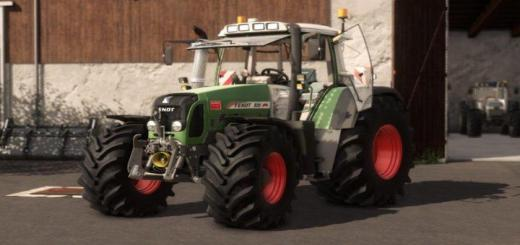 Photo of FS19 – Fendt 820 Tms Tractor