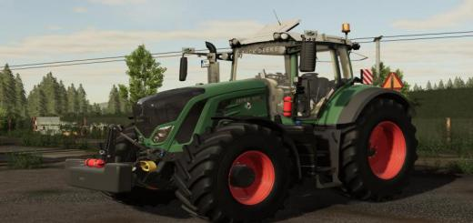 Photo of FS19 – Fendt 900 Vario S4 Tractor V1.0.0.2