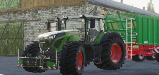 Photo of FS19 – Fendt Vario 900 S5 Tractor V2
