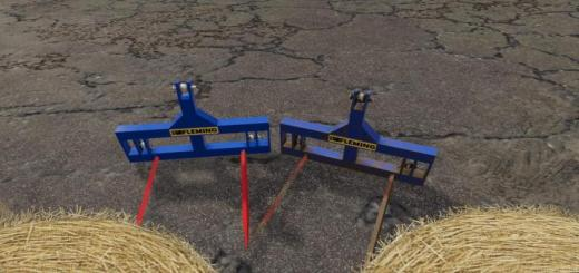 Photo of FS19 – Fleming Bale Spike V1