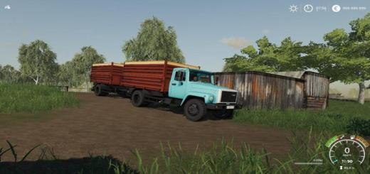 Photo of FS19 – Gaz 35071 And Saz 83173 V1.2