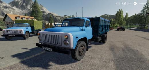 Photo of FS19 – Gaz 53 Truck V1