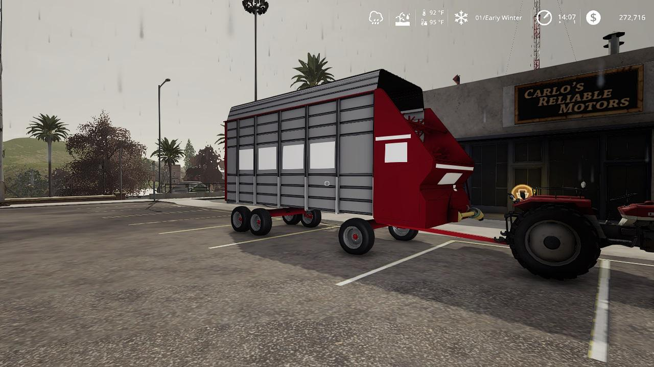 Photo of FS19 – Gehl 980 Dual Axle V1
