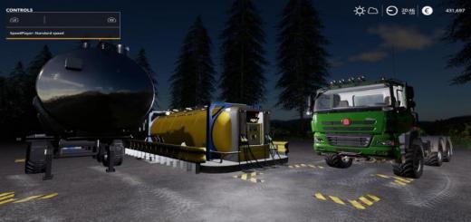 Photo of FS19 – Global Company Remote Diesel Storage