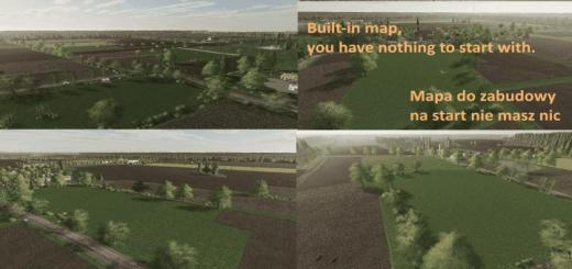Photo of FS19 – Goliszew Map For Buildings V3.0.1