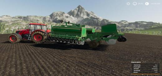 Photo of FS19 – Great Plaains 3S-3000 Hd V1