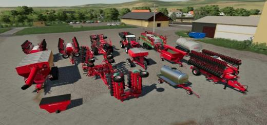 Photo of FS19 – Horsch Pack Multicolor Edition V1.0.1.1