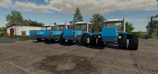 Photo of FS19 – Htz-17221-21 Tractor V1.0.0.2