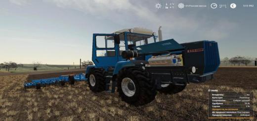 Photo of FS19 – Htz 17221-21 Tractor V1.0.0.3