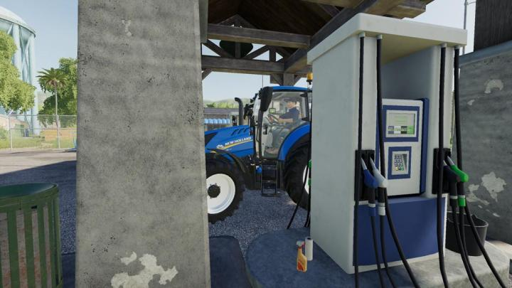 FS19 - Increased Fuel Consumption V1 - Farming Simulator ...