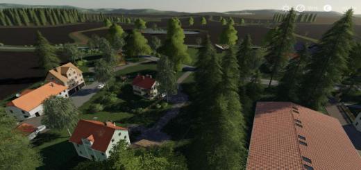 Photo of FS19 – Irgendwo In Thuringen Ii Map V2