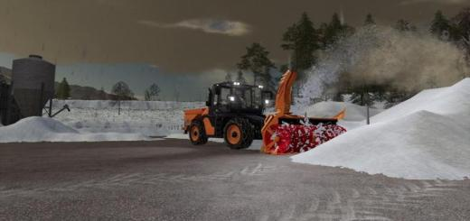 Photo of FS19 – Its Winter Pack V1.1.0.2