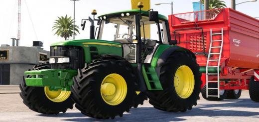 Photo of FS19 – John Deere 6030 Tractor V1