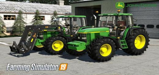 Photo of FS19 – John Deere 6610 / 6810 / 6910 / 6910S Tractor V1