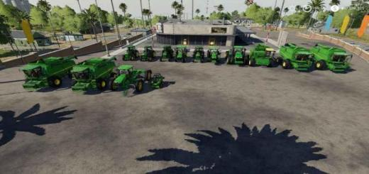 Photo of FS19 – John Deere Pack V1