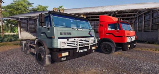 Photo of FS19 – Kamaz 54102 V1.1