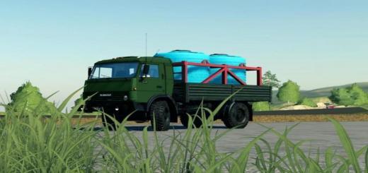 Photo of FS19 – Kamaz Mustang 4X4 Truck V1.0.1