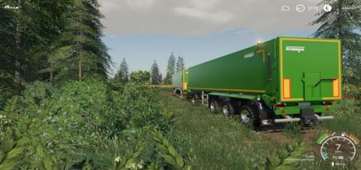 Photo of FS19 – Krampe Sb3060 Trailer V1