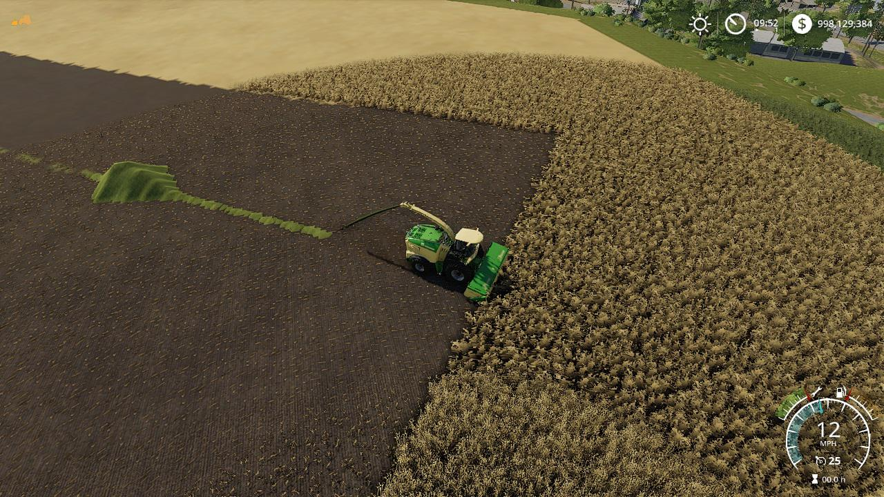 Photo of FS19 – Krone X Disc Fast Speed V1