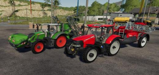 Photo of FS19 – Kuhn Interactive Sprayers V1.3