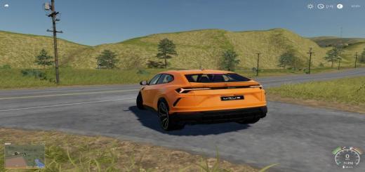 Photo of FS19 – Lamborghini Urus V1