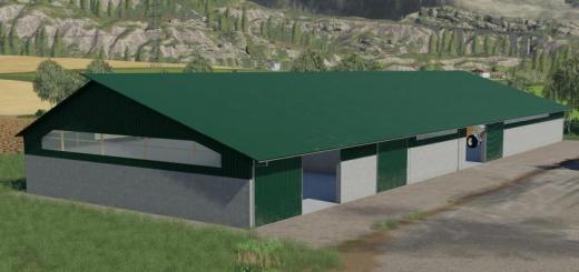 Photo of FS19 – Large Grain Storages V1.1