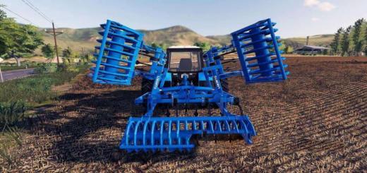 Photo of FS19 – Liborto 4.2M Cultivator V1