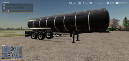 Photo of FS19 – Liquid Tanker V1