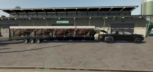 Photo of FS19 – Lizard Cattleman V1.0.1.0
