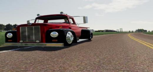 Photo of FS19 – Loadstar/chevy Coe Lowrider V1
