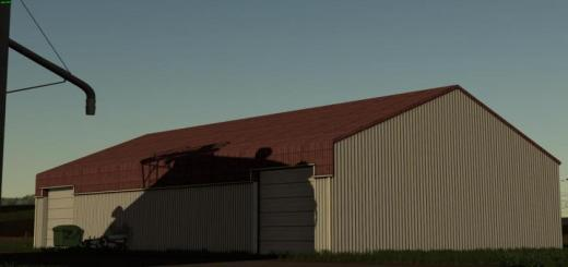 Photo of FS19 – Machinery Shed V1