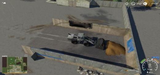 Photo of FS19 – Manure Bunker V1